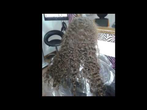 Die natürlichen Öle des Haares