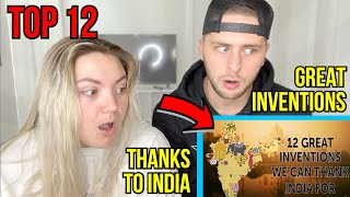 12 Great Inventions We Should Thank India For | REACTION