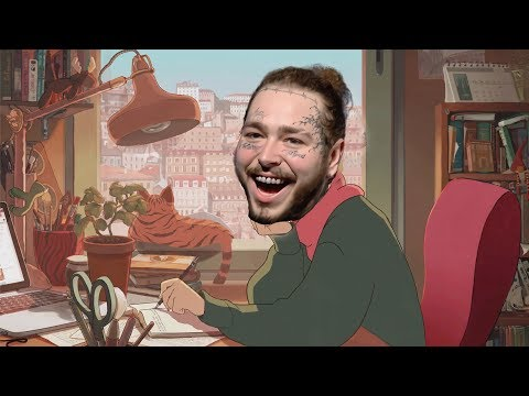 post malone - enemies, but it's lofi hiphop (radio)   beats to relax/study to