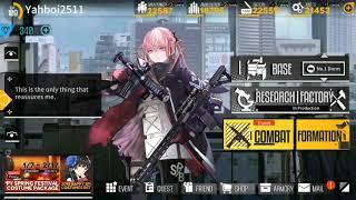 AK-15  - (Girls' Frontline) - Ar-15 shooting  (girl's frontline)