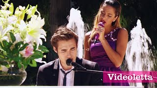 "Violetta 3 English: Leon and Vilu sing ""Our way"" Ep.80"