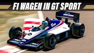 GRAN TURISMO SPORT – F1500T-A Formel 1 Wagen mit 1000PS | 4K Gameplay German