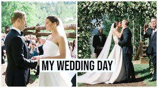 One Year From Today | My Full Wedding Day Video | Emily DiDonato Wedding