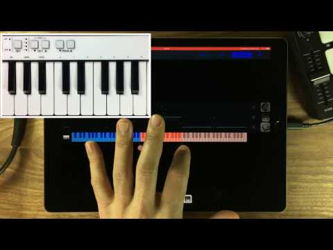 Send MIDI into GarageBand iOS app from another app
