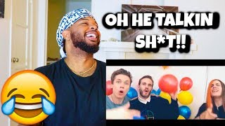 Not The King Of YouTube Anymore | PewDiePie - Congratulations | Reaction