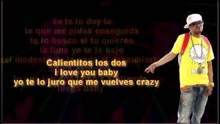Baby - Daddy Yankee Ft Randy Nota Loka (Con Letra) (Lyrics)
