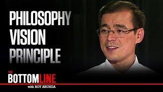 Manila mayor Isko Moreno to talk about his political career | The Bottomline