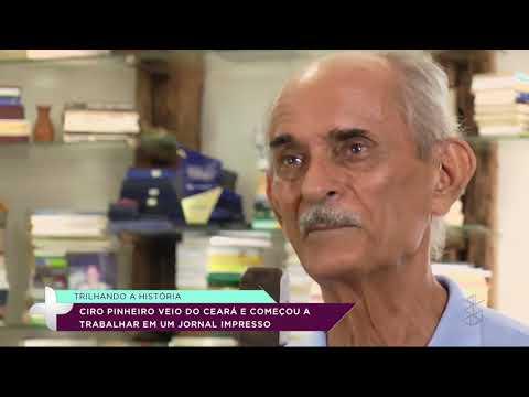 Ciro Pinheiro, um destemido Pioneiro - Gente de Opinião