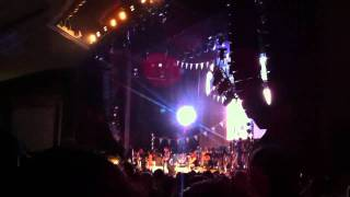Arcade Fire-Live The Woodlands TX 2011- Neighborhood #2 (Laika)