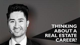 San Francisco Real Estate Agent: Thinking about a real estate career?
