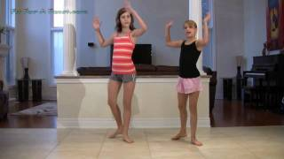 How to do steps to Hoedown Throwdown Dance Hannah Montana - Miley Cyrus