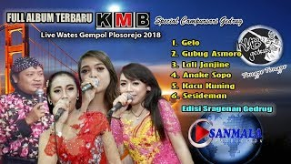 Full Edisi Sragenan Gedrug KMB Music Live Wates Gempol Plosorejo 2018
