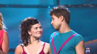 104 Sara and Pasha's Jazz (Part 2 what the judges thought) Se3Eo14.