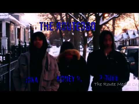 TheRoute 360: Out Here Trappin [Official Video]