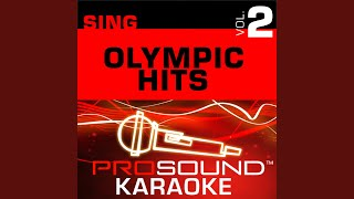 The Flame (Karaoke Lead Vocal Demo) (In the Style of Trisha Yearwood)