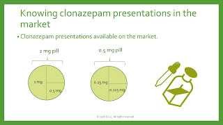 How to come off of clonazepam with no withdrawal symptoms, a comfortable method