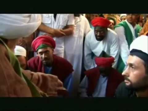 Shaykh Nazim al-Haqqani Meets Shaykh Ibrahim Niasse