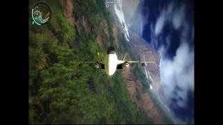 Just Cause 2 Mod - G9-Eclipse Reskin Valkyrie VF-1S