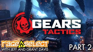 Gears Tactics - The Dojo (Let's Play) - Part 2