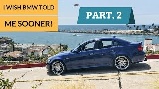 BMW HIDDEN FEATURES/FUNCTIONS (E90,E91,E92,E93) (PART 2)