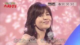 『春ラ!ラ!ラ!』&『夏色のナンシー』17.04_石野真子&早見優