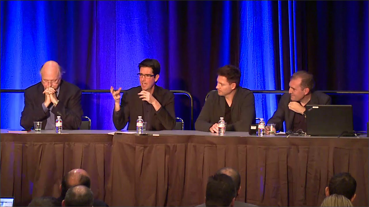 SDC 2017 Session: The Future of Human and Machine Intelligence: Separating Fact From Fiction thumbnail