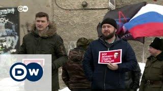 Russland: Nawalny kündigt Kandidatur an | DW Nachrichten