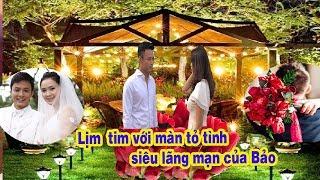 ✅Hoa hồng trên ngực trái tập cuối: Bảo Tuần lộc có màn tỏ tình siêu lãng mạn với  Khuê