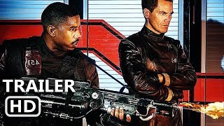 FAHRENHEIT 451 Official Teaser Trailer © 2018 - HBO Comedy, Kids, Family and Animated Film, Blockbuster, Action Cinema, Blockbuster, Scifi Movie or Fantasy film, Drama... We keep you...