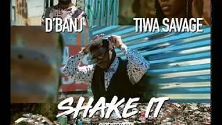 AUDIO: D'banj Ft. Tiwa Savage   Shake It