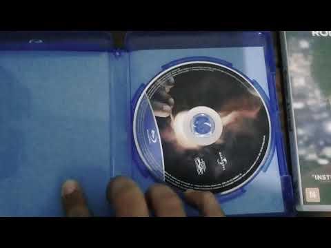 VIDEO  DE  SEGUNDA  BLU RAY DO FILME CORAÇÃO SELVAGEM E DVD  ROMAN J ISRAEL