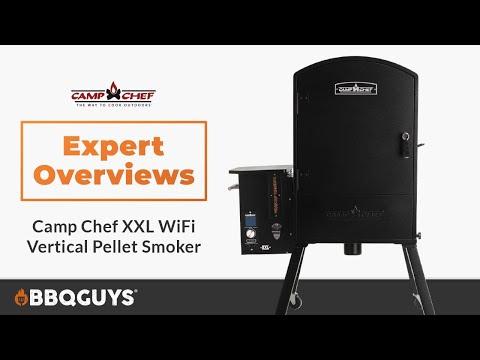 Camp Chef XXL Vertical Pellet Smoker Expert Overview