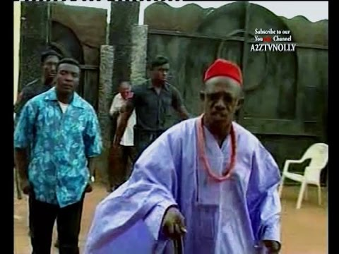 OSUOFIA IGWE Of IGBO LAND And Police Officers LAUGH DON't Kill Latest 2017 Nollywood movie