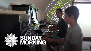 Building Easter Island's first music school
