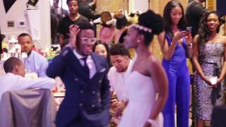 African Wedding Entrance Dance