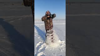 Шнек для шуруповёрта (правое вращение) Nero (неро) 130мм от компании Спорттовары Рыболов - видео