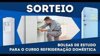 Bolsa De Estudo Para O Curso De Refrigeração Doméstica