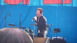 Chris Wallace - Keep Me Crazy - LIVE 95.5. Summer Splash - 6.9.13 - Portland, OR