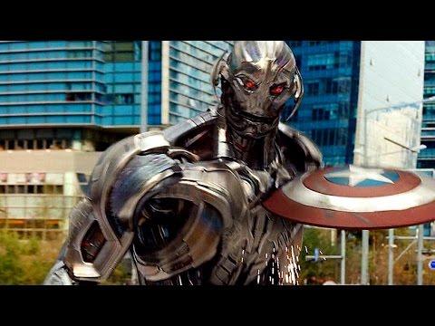 Download Captain America Vs Ultron - Fight Scene - Avengers: Age Of Ultron - Movie CLIP HD HD Mp4 3GP Video and MP3