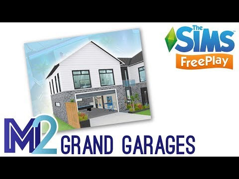 Sims FreePlay - Grand Garages Event (Early Access)