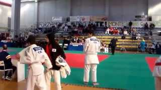 preview picture of video 'JUDO 25/10/2014 CAT 90 KG CA FRANCESCO PRAGLIOLA MONTEROTONDO TROFEO NAZIONALE CADETTI'