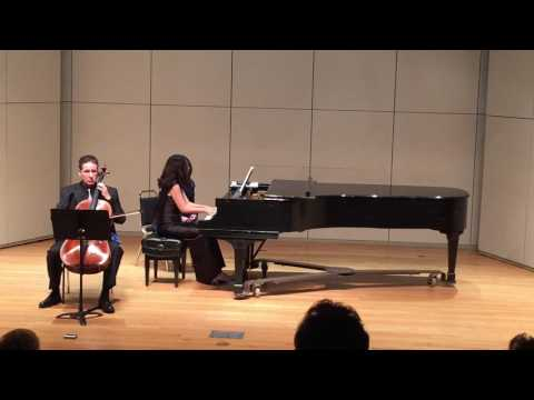 Recital at St. Thomas University, Houston Texas