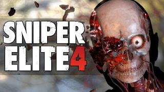 Sniper Elite 4 - ПЕРВЫЙ ВЗГЛЯД