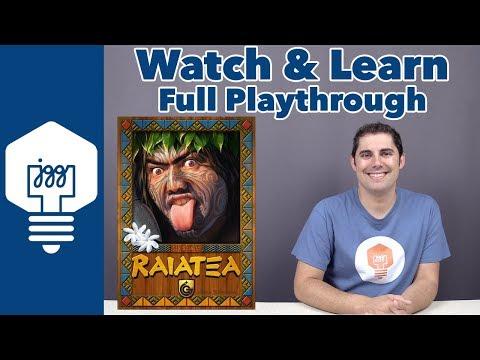 Raiatea Tutorial & Full Playthrough - JonGetsGames
