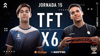INtech Tenerife Titans VS x6tence | Jornada 15 | Temporada 2018-2019