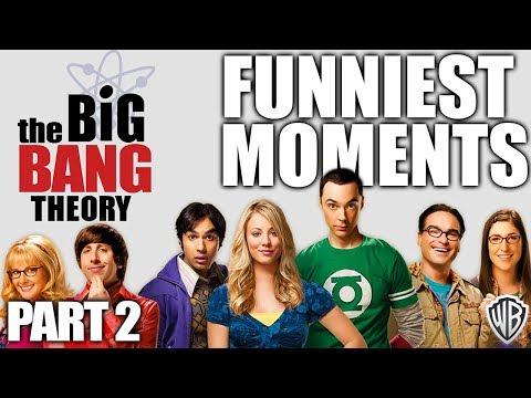 The Big Bang Theory BEST MOMENTS (Part 2) - Warner Bros. UK