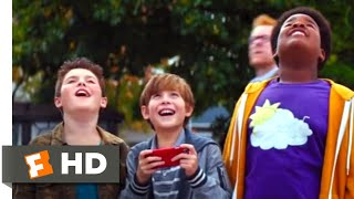 Good Boys (2019) - Flying the Drone Home Scene (9/10) | Movieclips