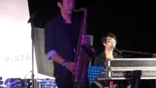 Moon River  ( Just Jazz Saxophone) 薩克斯風Live演奏