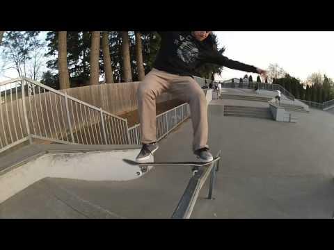 Marysville Skatepark Quick E