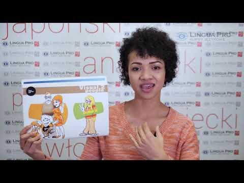 Kadr z filmu na youtube - Przymiotniki dzierżawcze